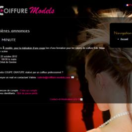 LiveCoiffure Models