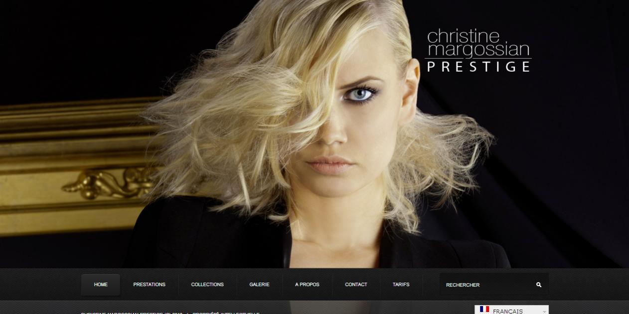 Collection Prestige Christine Margossian