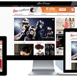 LiveCoiffure : Le e-magazine de la coiffure