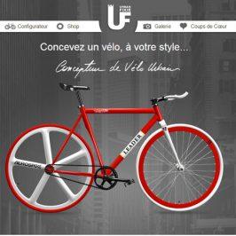 Urban-Fixie.com : concepteur de vélo urbain