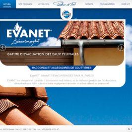 Création web : Achard SA 2013