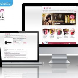 Création ECommerce Magento : CoiffureMarket.com