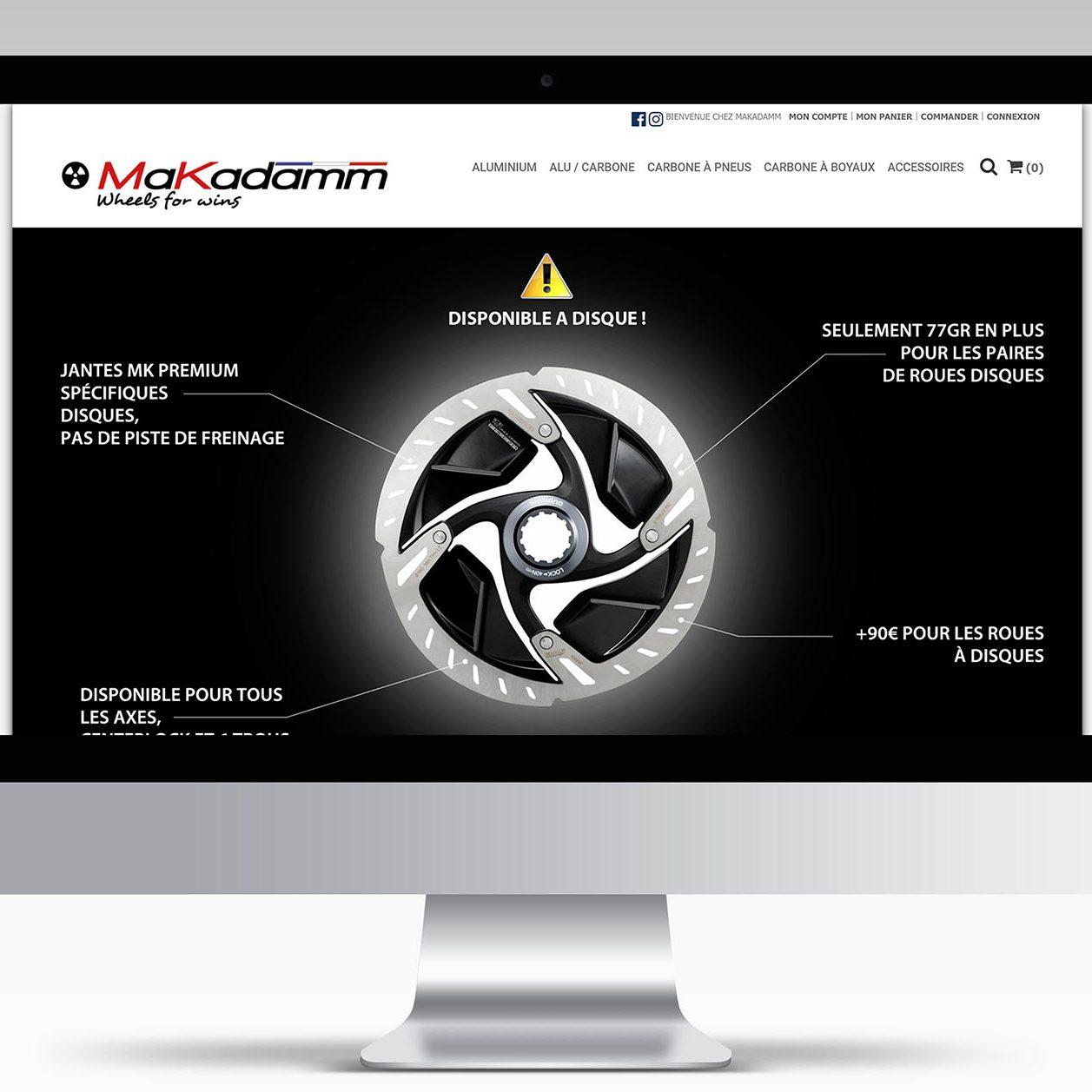 affichage desktop