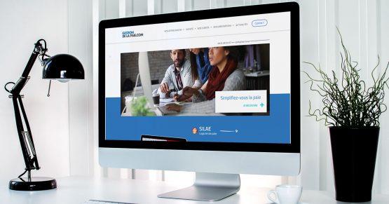 affichage desktop gestion de la paie