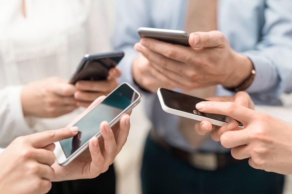 les mobinautes installent environ zéro apps par mois